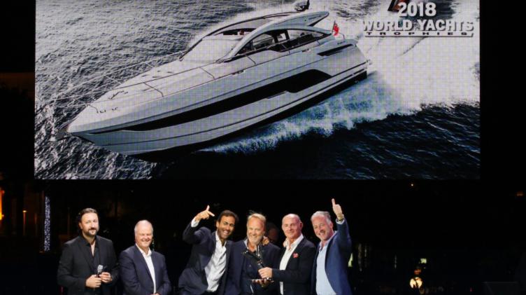 Targa 43 Open wins at World Yacht Trophies 2018