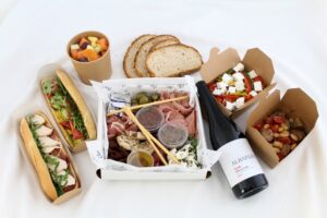 Launching the Perfect platter menus for a yacht charter