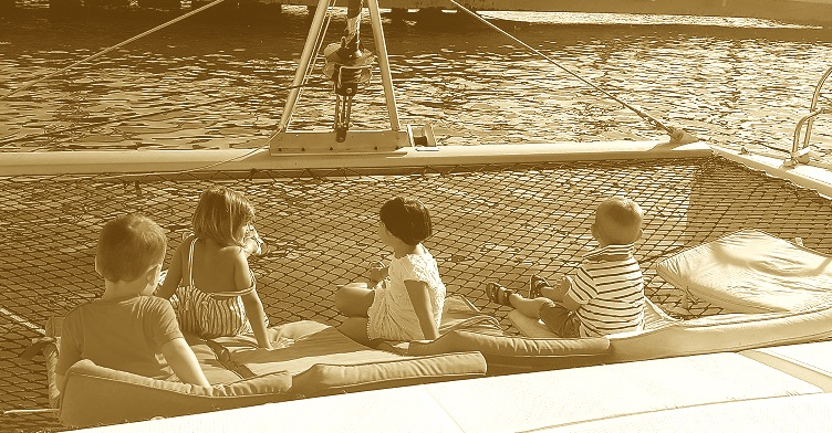 What should you take on a yacht charter?